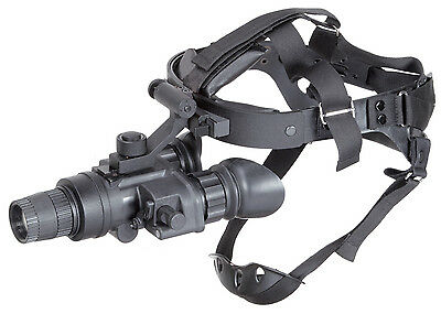 ARMASIGHT by FLIR Nyx-7 Pro GEN 2+ QS Quick Silver Night Vision Goggles