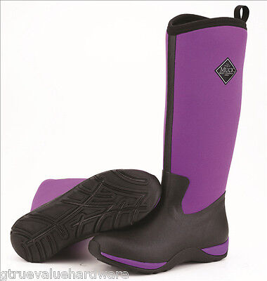 NEW MUCK Purple Arctic Adventure Womens Extreme Snow Winter Boots 6,7,8,9,10+