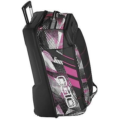 Ogio NEW Mx Adrenaline Gearbag Bolt Luggage Travel Pack Pink Motocross Gear Bag
