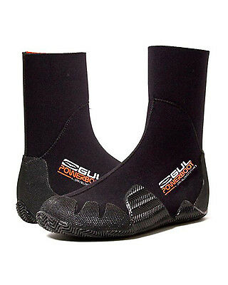 Gul 4.5mm Power  Boot in Black - On Sale Now
