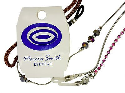 Spectacle & Glasses Chains Cords Various Designs & Styles Cord Chain