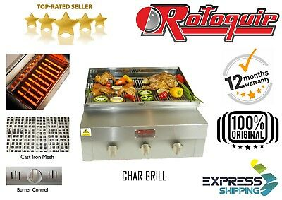 Char grill + bbq grill + charcoal + contact grill + flame grill + MADE IN UK!!!