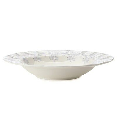 New Maxwell & Williams Cashmere Charming Bluebells Rim Soup Bowl 23cm