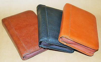 Aston Leather - 10, 20 & 40 Leather Pen Cases