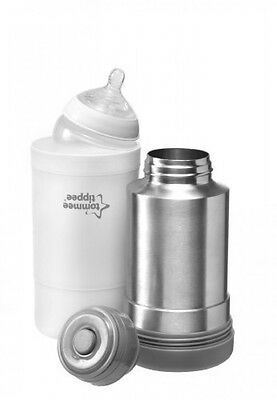 Tommee Tippee Travel Bottle and Food Warmer, New, Free Shipping