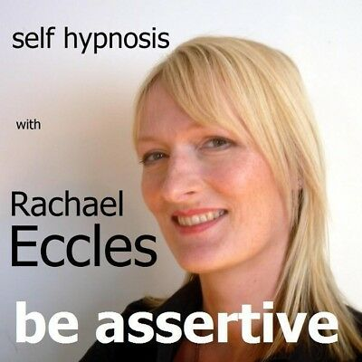 Assertiveness, Be More Assertive Hypnotherapy CD, Rachael Eccles