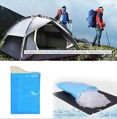 Urine Bag For Child Adult Unisex Disposable Outdoor Travel Emergency Toilet