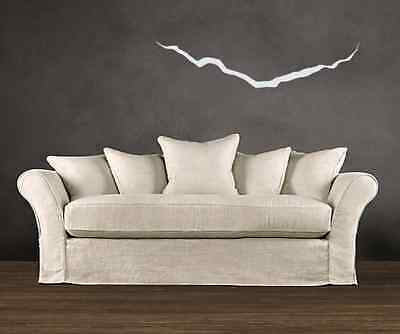 Large Doctor Who Crack in The Universe Wall Decal inspired Vinyl decal #dwc