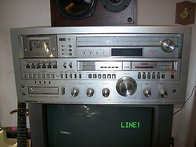 """Vintage"" Sound Design stereo - Model No. 5988 - Obviously Used"
