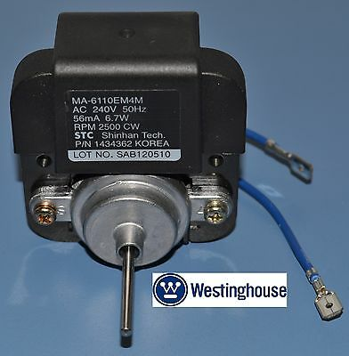 Kelvinator Westinghouse Fridge Motor Fan Genuine (1434362)
