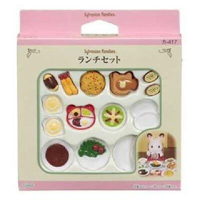 Sylvanian families Lunch Set Japanese ver. genuine