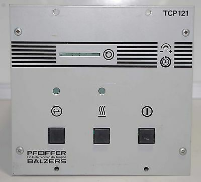 Pfeiffer Balzers Turbo Pump Controller TCP 121 ++