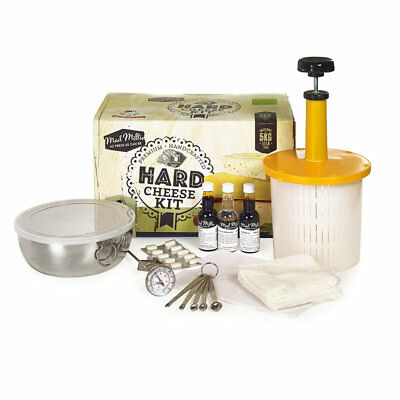 Mad Millie Make Your Own Hard Cheese Making Gift Kit