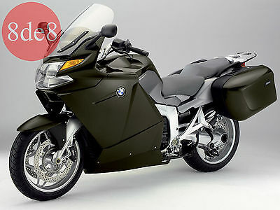 BMW K1200 GT (2009) - Manual de taller en DVD
