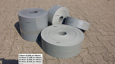 Lawn edge 3 mm Thick 20 cm grey Bed Enclosure Boundary Lawn Limiter