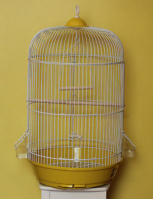 Prevue Pet Products Classic  Round cage!! Real  wood!!(YELLOW)