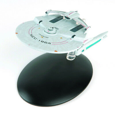 Star Trek USS Reliant NCC-1864 with Collectible Magazine #11 by Eaglemoss