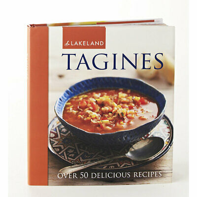 Lakeland Tagines Cooking Recipe Book (50 Recipes) Hardback, 128 pages
