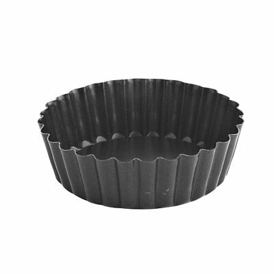 Lakeland Non Stick Loose Based Small Deep Tartlet & Quiche Tin Mould (10cm) x 4