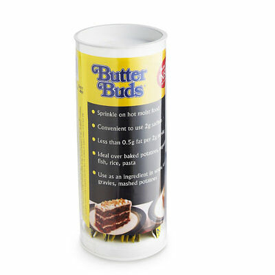 Butter Buds Low Fat Dried Butter Granules 2g x 40 (Ideal for Jacket Potatoes)