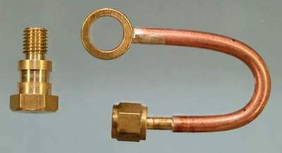 5267 Boiler Gauge Siphon (Incl Banjo and connecting fittings)