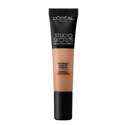 L'Oreal Studio Secrets Universal Color Drops Custom Shade Creator 15ml