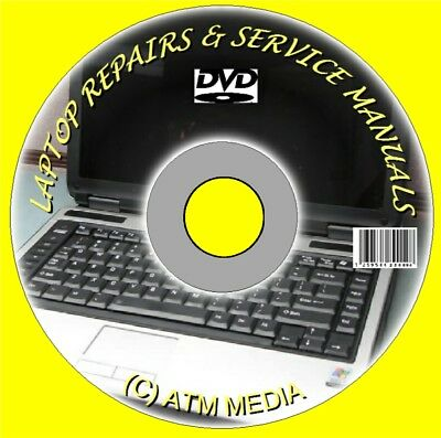 Thousands Of Laptop User Repair Service Manuals & Tech Guides Info On Pc Dvd