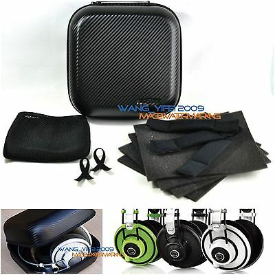 New Hard Storage Case Carry Bag For AKG K701 702 Q701 Q702 K550 K712 Headphones