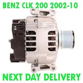 Mercedes Benz Clk 200 2002 2003 2004 2005 2006 2007 > 2010 New Rmfd Alternator