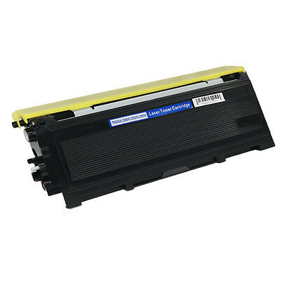 One Compatible Brother TN350 Black Laser Toner Cartridge for DCP7010 7020 7025