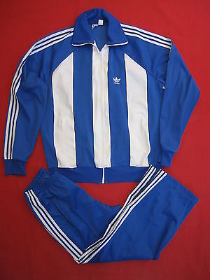 Survetement Vintage ADIDAS Ventex 80'S Veste + pantalon Ancien - 186 / XL