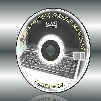 1000+ Laptop Repair Service Manuals & Technical Data Guides Info On Pc Dvd