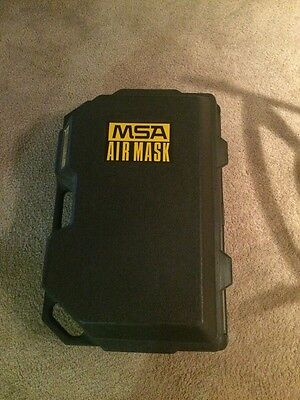 MSA Air Mask construction respirator