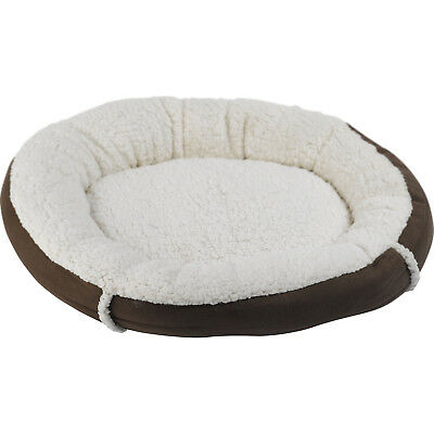 Mollies Fleece Pet Bedding Faux Suede Cat Dog Bed Cushion Kitten Puppy Basket