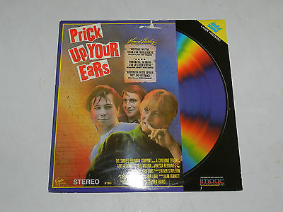 Prick Your Ears on Laser Disc