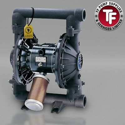 "1.5"" Graco Husky 1590 / AT40/VA40 Air Diaphragm Pump ATEX (Ali/Buna) - DBC777"