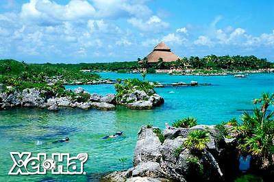 Xel-Ha All Inclusive Tour from Cancun and Riviera Maya