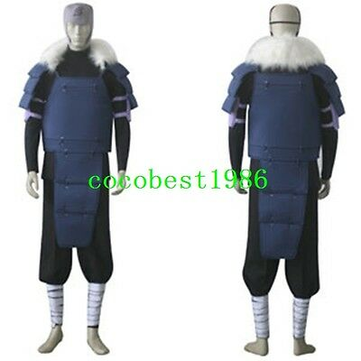 Naruto Second Hokage Tobirama Senju cosplay costume underwear pants and other
