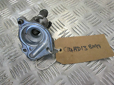 HONDA Lead NHX 110 - 2008 - THERMOSTAT HOUSING / WATER PUMP COVER -  19221GFM970