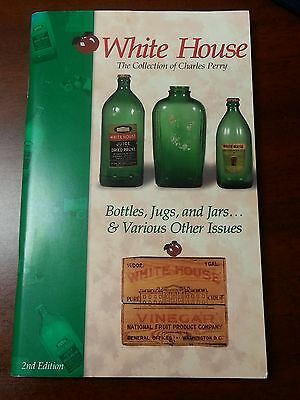 Antique White House Glass Vinegar Bottles Etc: ID and Price Guide