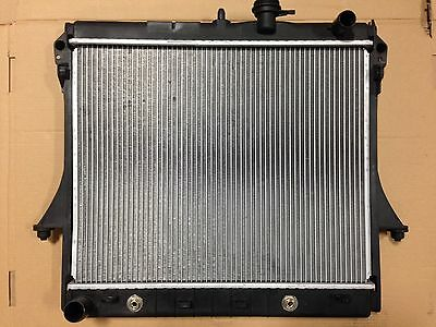New OEM Replacement Radiator for Hummer H3 2006-2010 / H3T 2009-2010 All Engine