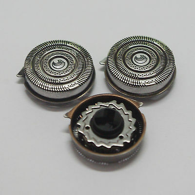 3x Shaver head for Philips Norelco HQ9 HQ 9 SpeedXL Replacement cutters heads
