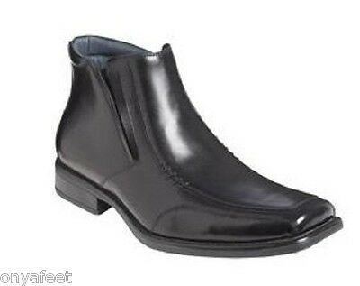 Mens JULIUS MARLOW Massive BLACK  FORMAL/DRESS/WORK/CASUAL/LEATHER SHOES BOOTS