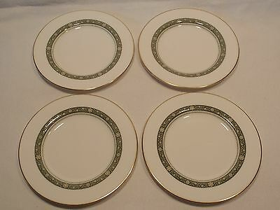 Set of 4 Royal Doulton Rondelay Bread and Butter Plates