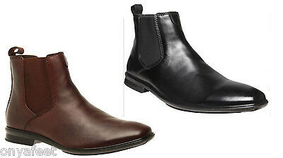 Mens Hush Puppies Chelsea Formal/dress/work/casual/leather Shoes Cheap Boots
