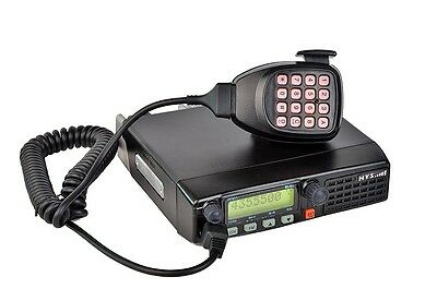 Cheapest 50W Single Band Vehicle VHF or UHF Mobile Transceiver ham two way radio