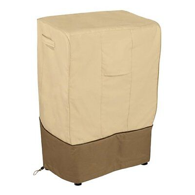 Classic Accessories Veranda Square Smoker Cover , New, Free Shipping
