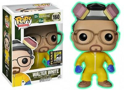 Walter White SDCC 2014 Exclusive Breaking Bad POP! Television #160 Figur Funko