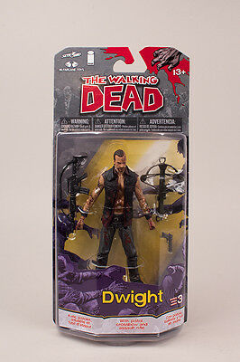 Dwight Negan Saviors The Walking Dead Comic Series 3 Action Figur McFarlane