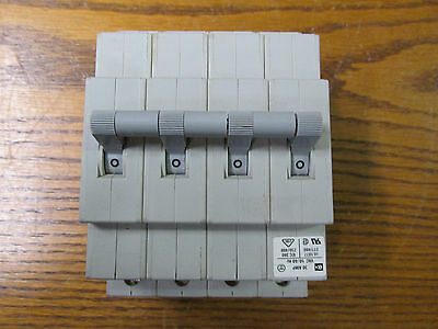 NEW NOS Cutler Hammer SPHM4RM0030 Circuit Breaker 4 Pole 30 Amp 277-480 Volts